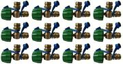 Mb Sturgis 103505-mbs Propane Adapter Fitting 12 Pack