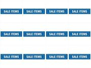 Ntp Distrib Sssaleitems Store Fixture Merch Display Rv Sale Items Sign 12 Pack