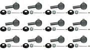 Quick Steer Es2010r Tie Rod End Oe Replacement 12 Pack