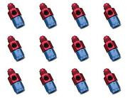 Russell Automotive 670340 Fuel Pressure Gauge Fitting 12 Pack