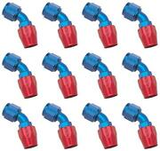 Russell Automotive 610110 Hose End Fitting Full Flow -10 An Hose 12 Pack