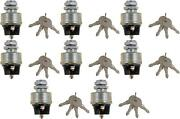 Dorman Oe Solutions 85936 Ignition Switch Conduct-tite R Universal 8 Pack