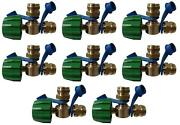 Mb Sturgis 103505-mbs Propane Adapter Fitting 8 Pack