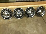 1965 Mustang Nos 14 Wheel Covers