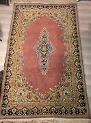 Handmade Middle Eastern Rug 5x8and039