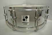 Add This Sonor Force 2001 14 Chrome Snare Drum To Your Drum Set Today K238