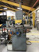 Brown And Sharpe 6x12 Surface Grinder W/ Coolant And Lubrication System And Manual