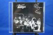 Zingo Self Titled 2015 Cd Signed Autographed By 5 Rare Renagade Sounds Rs008