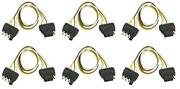 Cequent 707254 Double Ended 4 Way 6 Pack