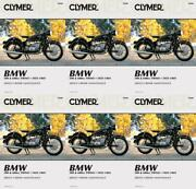 Clymer M308 Clymer Manual Bmw 500 And 600cc Twins 55-69 6 Pack