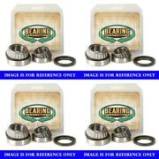 Cande Holdings 203-0017 Bearing Connectionand039s Steering Stem Bearing Kits 4 Pack