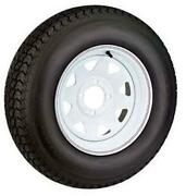 American Tire 30540 480 X 12 B Tire And Wheel Imported 4 Hole Painted