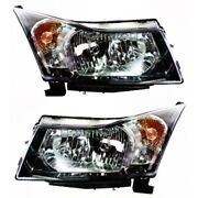 Headlight Lamp Left-and-right For Chevy Gm2503356 Gm2502356 95900042 95900041
