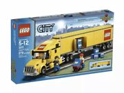 New Lego 3221 Truck City Classic Yellow Semi Sealed Rare Perfect 🎁for Collector