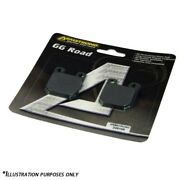 Armstrong Gg Road Organic Rear Brake Pads Fa351 Sherco Trial 305 St 2t 2013-2015