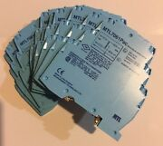 Part110, Lot Of 9pc. Measurement Technology Mtl7061pac Safety Barrier