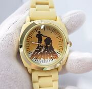 Star Wars,1977 Dial,neoprene 8.5 Band Big Mans Character Watch,1783,l@@k
