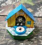 Vtg Welby Tin Litho Wind Up Coin Bank Mechanical India Complete Works E3
