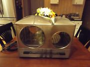 George Sylvan Deluxe Hot Dogger Futuristic Looking Hot Dog Cooker Jules Verne