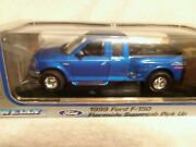 1999 Ford F150 Flareside Pickup - Diecast 118 Scale In Exc. Condition Retired