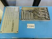 Howmedica Surgical Orthopedic Command Total Hip Instrument Set W/ Case