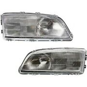 Headlight Lamp Left-and-right Vo2503102 Vo2502102 86284023 86284031 Lh And Rh
