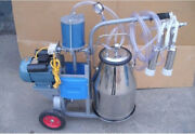 110v 220v New Electric Milking Machine For Cows Or Sheep