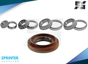 2002 - 2006 Sprinter Rear Axle Differential Bearing Seal Kit Fits Mercedes Dodge