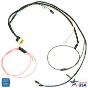 59-60 Impala Bel Air Engine Harness Hei V8 348 W/ Solid Lifter High Perf Option