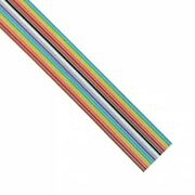 3302/16 3m Color Coded Flat Ribbon Cable Multiple 16 Conductors 0.050 100ft