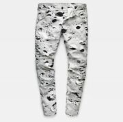 G-star Elwood X52 5622 3d Tapered 32 33 34 36 Canvas Camouflage Jeans Pharrell