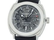 Jeanrichard Terrascope 60500 Gray Dial Automatic Winding Menand039s Watch