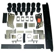 Performance Accessories Pa10133 3 Body Lift Kit For 2003-2005 Chevy/gmc 1500