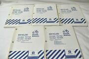 New Holland Ts100a Ts115a Ts125a Ts135a Tractor Electrical Section 55 Fault Code