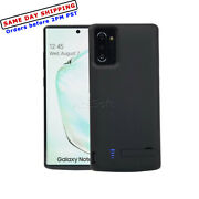 Fits Samsung Galaxy Note 10+ 5g Plus Backpack Mobile Power Cover With Kickstand