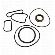 Lower Unit Seal Kit Volvo Penta Sx-a Transom Sterndrive Replaces 3888821 23022