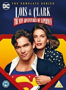 Lois And Clark - The New Adventures Of Superman Complete Series [dvd]