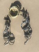 Hobie 18 Dbl Trapeze Wire 4 Set With Harkin Ez-up Trapeze Adjuster Kit And Rings