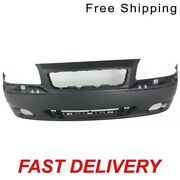 Front Primed Bumper Cover With Molding Hole Fits Volvo S80 399817139 Vo1000159