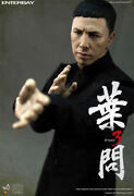 Enterbay Real Masterpiece Rm-1069 Ip Man 3 1/6 Scale Donnie Yen Chi Tan Figure