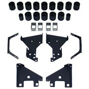 Performance Accessories Pa10303 3 Body Lift Kit For 2014-2018 Gmc Sierra 1500