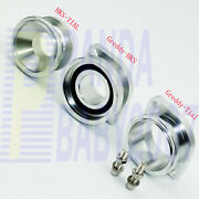 Bov Blow Off Valve Adapter Flange Cnc Aluminum Hks Ssqv To Tial 50mm To Greddy S
