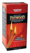 Better Wood Products Fatwood Pine Resin Stick Fire Starter 1.5 Lb. Pack Of 16