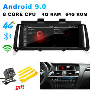 For Bmw X3 F25 X4 F26 2014-2016 Android Car Stereo Dvd Gps Lcd Touch Screen Nbt