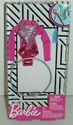 Barbie Careers Ballerina Gymnast Parade Cheer Outfit Water Botttle New