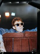 King Krule Limited Photo Print Poster Cedar Stone Uk Sold Out