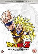 Dragon Ball Z Movie Complete Collection Movies 1-13 + Tv Specials [dvd]