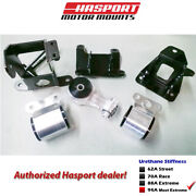 Hasport Stock Replacement Mount Kit 2006-2011 For Honda Civic Non-si Fg1stk-94a