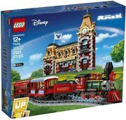 Brand New 🎁lego 71044 Disney Train And Station Exclusive Holiday Christmas