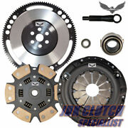 Jdk Stage 3 Pro Grip Clutch And 8lbs Flywheel Kit Fits 1992-2005 Honda Civic